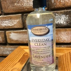 All Natural Home Spray Cleaner